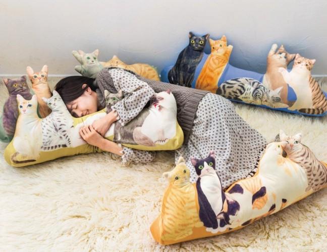 ペット不可・アレルギー持ち、でも猫が飼いたい・・・そんな願い、フェリシモが叶えちゃいます♪