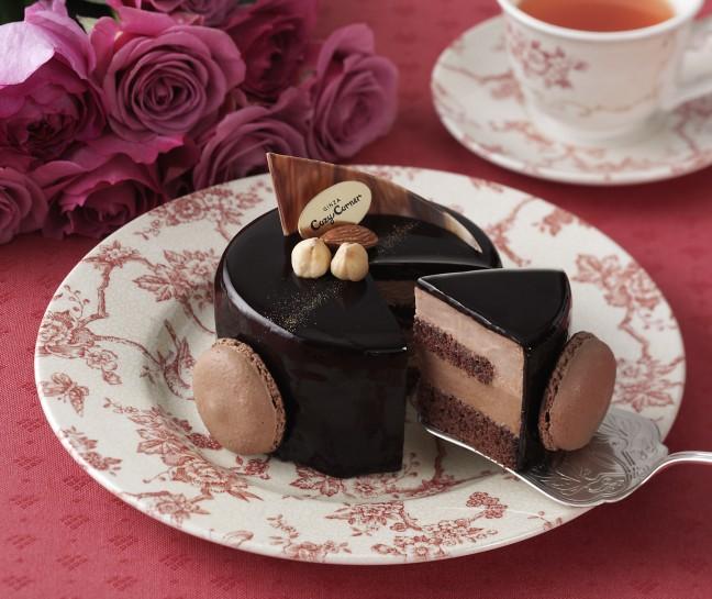チョコ好きにはたまらない!銀座コージーコーナーのバレンタイン限定ショコラスイーツ♪