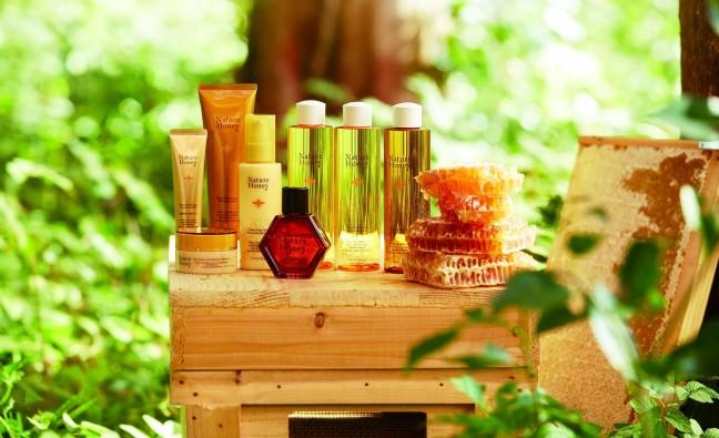 蜜蜂の森から贈られた、肌に優しいスキンケア 「Nature Honey」シリーズリニューアル!