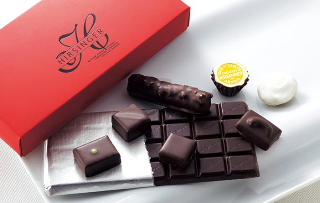 人間国宝がつくるチョコレート?イルサンジェー東京ブティックで、贈答用にも最適なオリジナルショコラセット3種類販売開始!