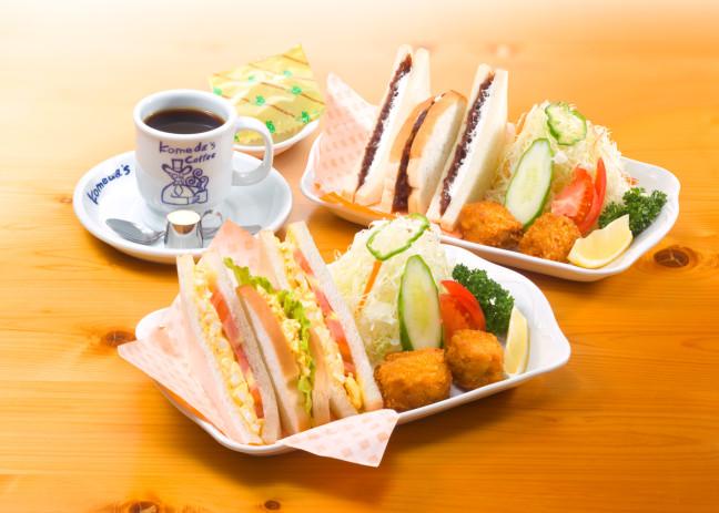 カフェタイムだけじゃない!コメダ珈琲店の「昼コメプレート」は美味しいコーヒーと一緒にランチも大満足のメニューなんです♪