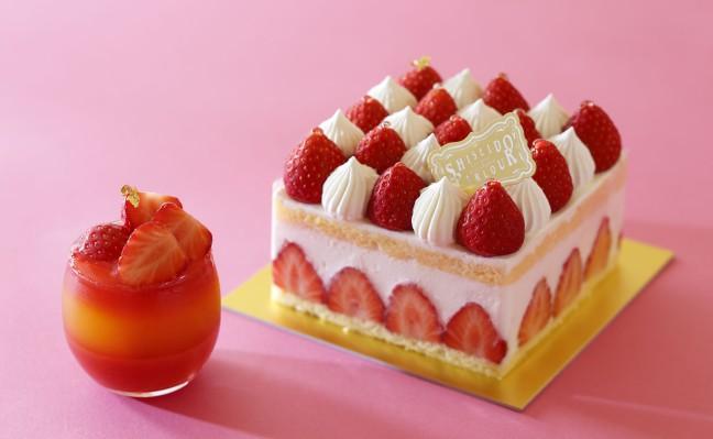 """いちごに恋する夏☆資生堂パーラーにて夏いちご""""恋姫""""を使用したキュートなデザートが登場!いちごの濃い味わいが楽しめます♡"""