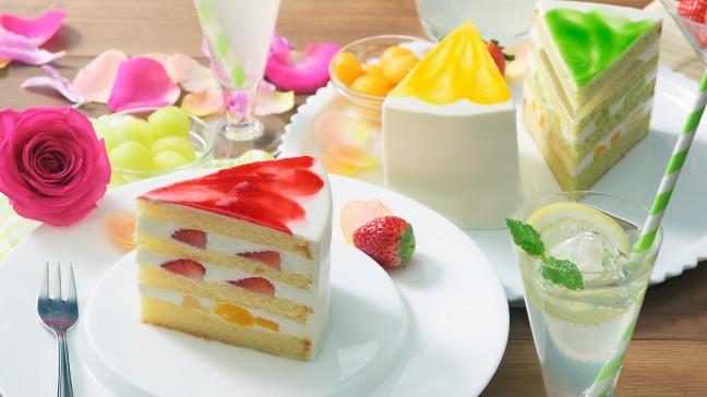 コージーコーナーの新作ケーキはショートケーキづくし♡真っ白生クリームと色鮮やかなフルーツのコントラストが夏にお似合いです♪