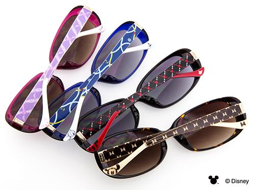 夏にサングラスは必需品!という方必見☆Zoffからディズニーのオシャレで可愛いサングラスが登場するよ♡
