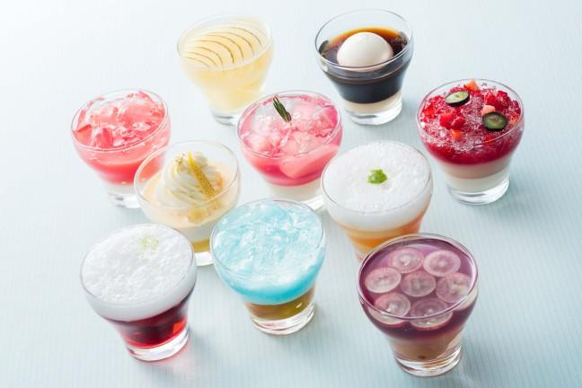 夏のデザートは涼しげに♪ザ・キャピトルホテル 東急からの夏の贈りものは旬のフルーツの華やかなグラスデザート♡