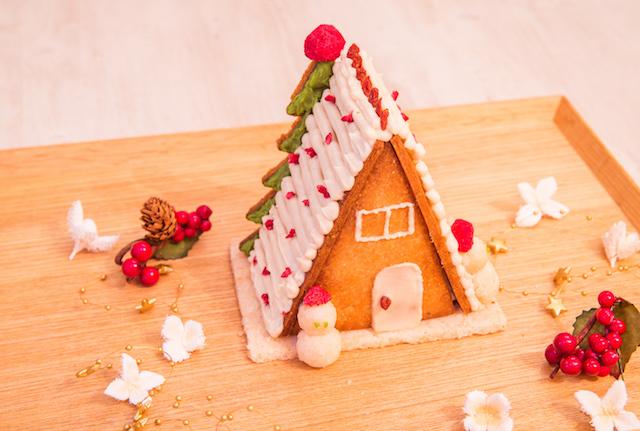 オーガニックスイーツ専門店が作るクリスマスケーキ☆今年は楽しく美味しく身体に優しいクリスマスを♡