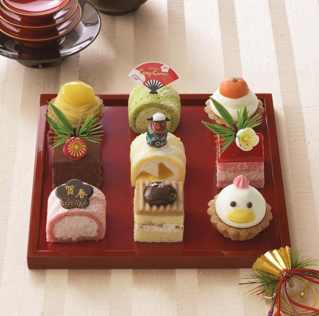 コージーコーナーの新春限定スイーツが華やかに彩る☆美味しくて可愛いケーキとディズニーギフトで新年をお祝いしよう♪