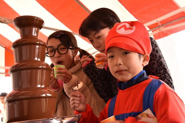 チョコラン2017横浜