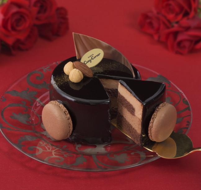 2月からの銀座コージーコーナーはショコラスイーツ大集合!濃厚チョコレートケーキの「Wショコラ」をはじめ、バレンタインシーズンに食べたいスイーツ揃いました♪