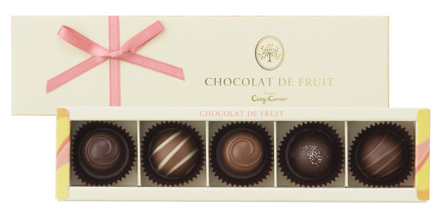 ショコラ ド フリュイ