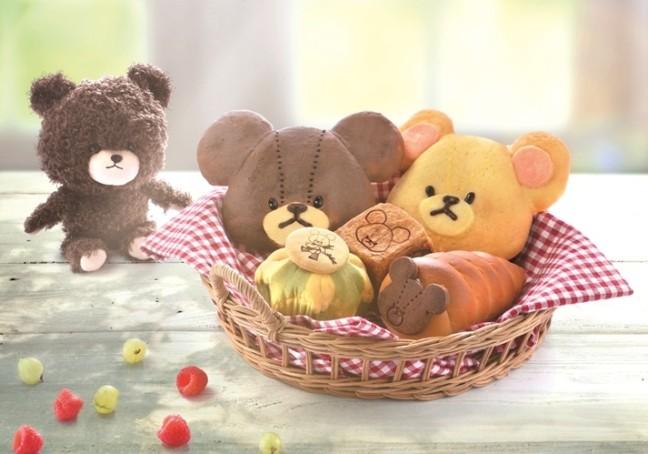 「くまのがっこう」15周年記念☆「おてんばジャッキーのパンやさん」が期間限定で大阪にOPEN!ジャッキーのパンやドリンクは思わず写真に残したくなる可愛さ♡