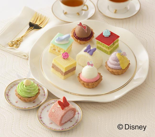 ディズニースイーツでひなまつりを華やかにお祝い♪さくらスイーツも揃って、すっかり春ムードの銀座コージーコーナーのケーキに癒されよう♡