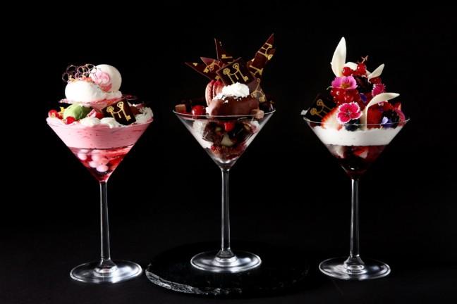 春は大人の贅沢パフェで優雅なひとときを…「ストリングス ホテル 名古屋」に大人の女性に向けたご褒美デザートあります♡