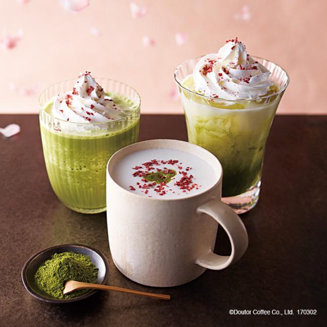 さくら×抹茶は、日本の春にぴったりの味わい♡エクセルシオールカフェの新商品は春をとじ込めた優しい甘さのドリンクです♪