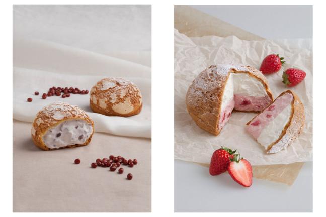 まったく新しいシュークリームの専門店「シュクリムシュクリ」!今までに出会ったことのない味わいを期間限定の美味しさで♪この春、新しいスイーツと出会っちゃおう♡