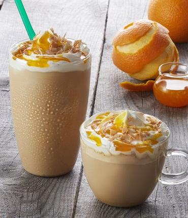 エスプレッソに爽やかなオレンジの香りが心地良い♡タリーズコーヒーの「クレープシュゼットラテ」をはじめとした季節限定ドリンクがすっきり美味しい♪