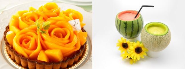 フルーツのフレッシュな美味しさをゴージャスに楽しむ☆タルト&フレッシュジュース専門店「旬果フルーツガーデン」が二子玉川にOPEN!