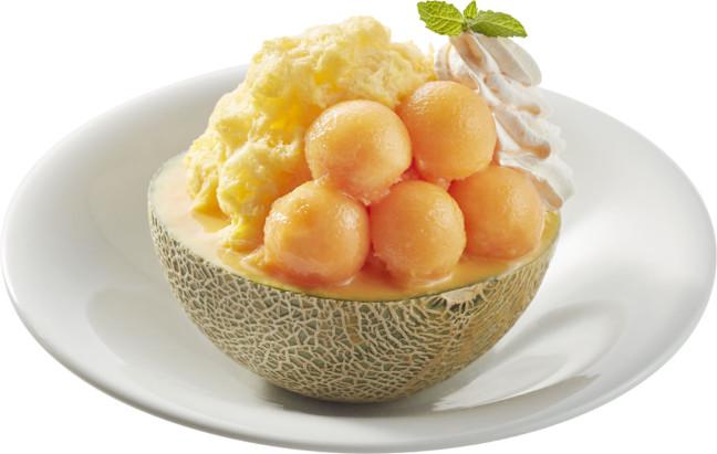 旬のフルーツ「北海道産らいでんメロン」を使用した贅沢スイーツを楽しもう♪ジョナサンで過ごす、美味しいご褒美タイム☆