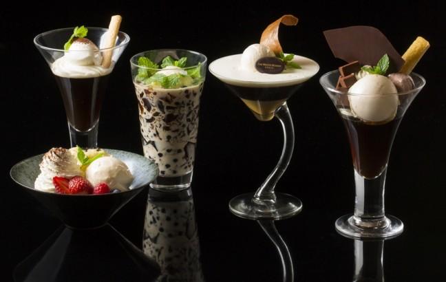 コーヒーゼリーファン必見♡ハンドドリップで淹れた香り高いコーヒーの味わいを堪能できるウェスティン都ホテル京都「MIYAKOコーヒーゼリーコレクション」