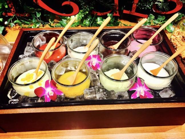 カイラ カフェ&テラスダイニング渋谷店 土日祝限定「ハワイアン・モーニング・パンケーキビュッフェ」