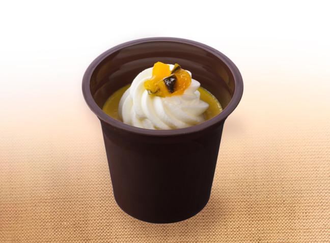 銀座コージーコーナー かぼちゃプリン