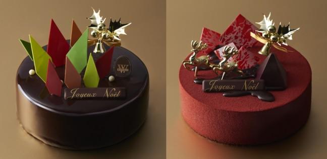 """大人なクリスマスケーキを用意したい人は「ヴィタメール」!ベルギー王室御用達チョコレートブランドがケーキで演出する""""大人のクリスマスパーティー""""♡"""