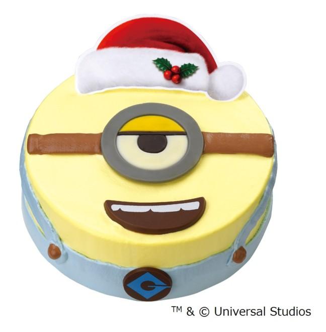 """サーティワン「""""ミニオン""""・31・ジャック」 Bello! クリスマス""""ミニオン"""""""