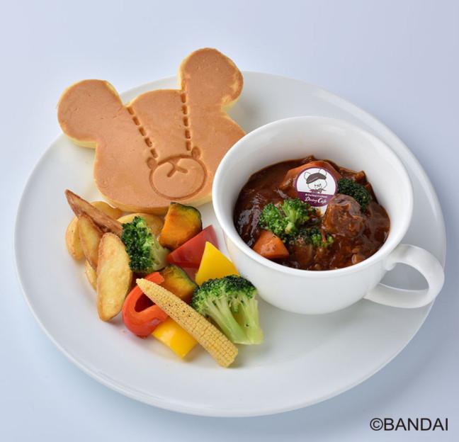 the bears'school Dining Cafe( くまのがっこう ダイニングカフェ)