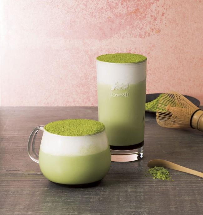 食べて!飲んで!抹茶を楽しむ♪セガフレードの『抹茶ティラミスラテ』は1度で2度美味しい春のオススメドリンク!