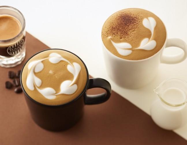 タリーズコーヒー フラットホワイト ミルキーフラットホワイト