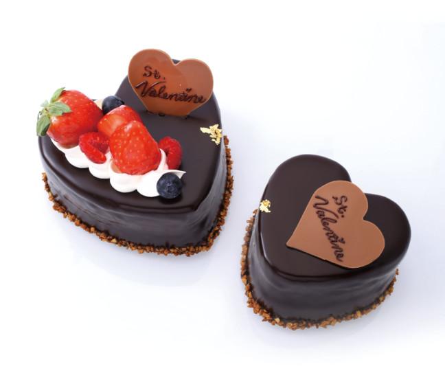 手作りじゃなくても、あなたの気持ちしっかり伝わる♡アンテノールから、あなたのメッセージが入れられるバレンタイン限定ケーキ発売!