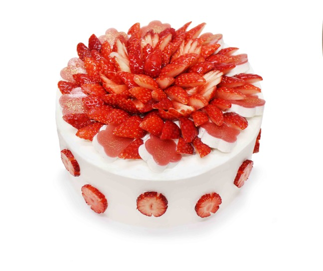 カフェコムサ パティシエおすすめのショートケーキ