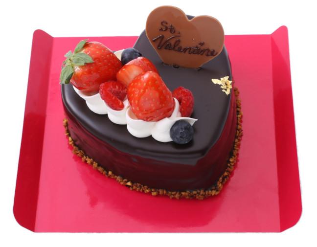 アンテノール バレンタイン ベリーのハート・ショコラ