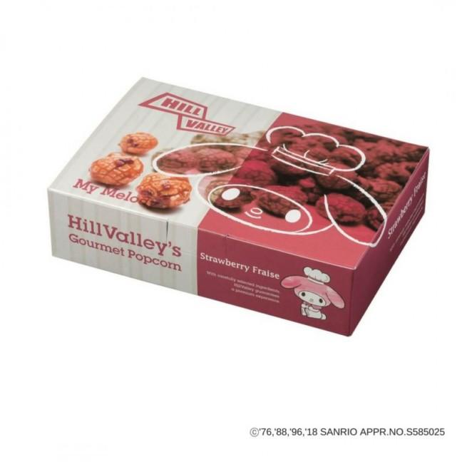 「ヒルバレー」×「サンリオキャラクターズ」の限定BOX