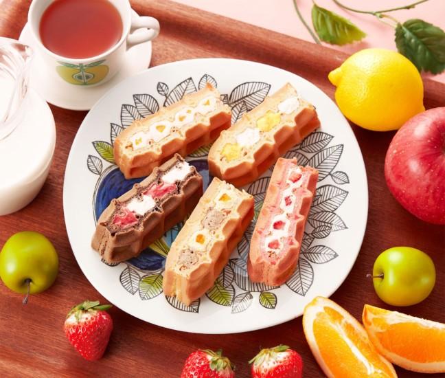 春の爽やかな美味しさ詰め込んだ♪ワッフル・ケーキの店 R.L(エール・エル)「春のフルーツフェア」でフルーツの美味しさ楽しもう☆