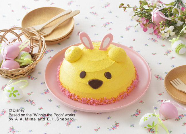 銀座コージーコーナー <くまのプーさん>イースターケーキ