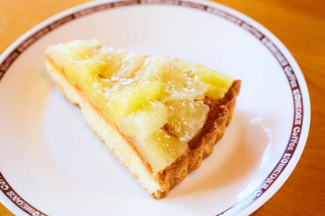 コメダ珈琲店 ココナッツパイン