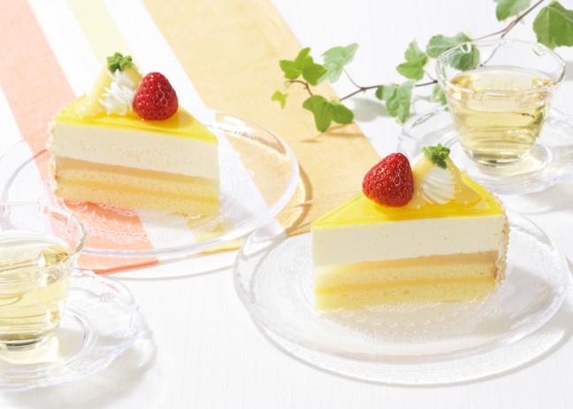 銀座コージーコーナー 夏のレアチーズ