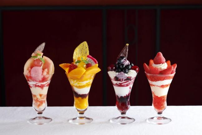 資生堂パーラーのテンション上がる夏パフェ☆銀座で旬のフルーツをたっぷり使った贅沢パフェを楽しもう♪