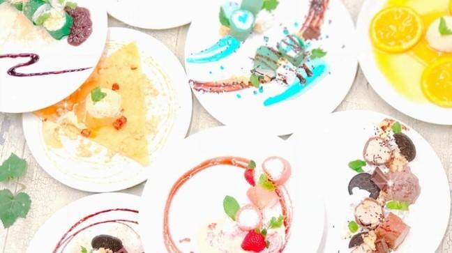 クレープ、ガレット食べ放題専門店 La fete de filles