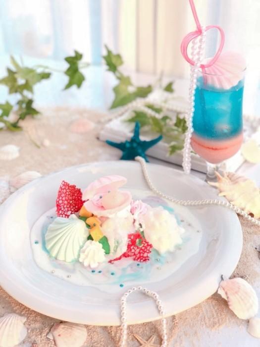 この夏注目のお店は、2018年7月にOPENしたばかりのクレープ、ガレット食べ放題専門店「La fete de filles」!期間限定の新メニューは夏らしくてゆめかわいい♡