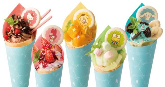 ガレットとスイーツクレープ専門店「CREPERIE CAFE SUCRE」ららぽーと湘南平塚店