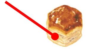 ロッテ 発酵バター香るパイの実<アップルパイ>