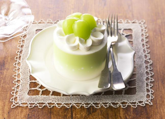 旬のシャインマスカットやりんごに、ハロウィンシーズン限定シュークリームも♡銀座コージーコーナーが楽しむ実りの秋♪