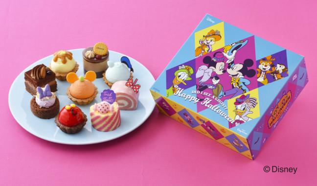 ミッキーたちのキュートなスイーツが楽しめるコージーコーナーのハロウィン★プチケーキやドームケーキなどあなたの選ぶハロウィンスイーツはどれ?