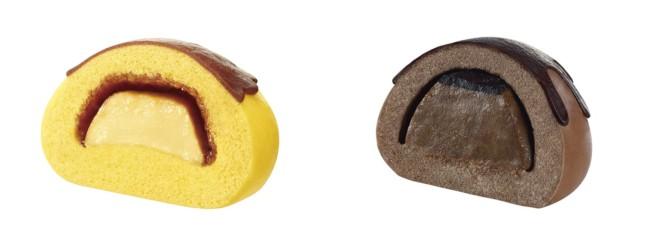 昨年話題になったスイーツ系中華まん「まるごとプリンまん」が2018年も登場!新味「まるごとチョコプリンまん」も気になる美味しさ☆