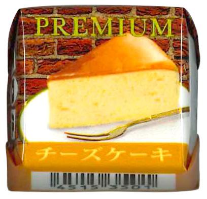 チロルチョコ〈プレミアムチーズケーキ〉