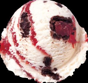 サーティワンアイスクリーム ウインターホワイトチョコレート