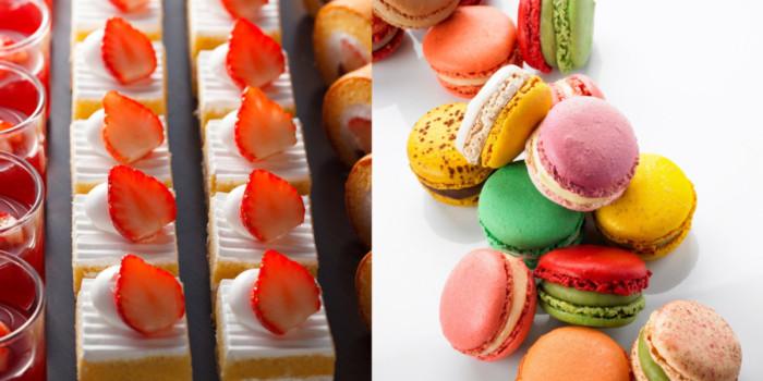 「ピエール・エルメ・パリ」のマカロンが食べ放題!!GWはホテルニューオータニ(東京)で贅沢ビュッフェを楽しもう♪