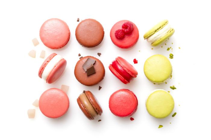 上品でちょっぴり贅沢♡暑い夏に特別なアイスを楽しみたいなら、パティスリー・サダハル・アオキ・パリの「マカロン アイス」